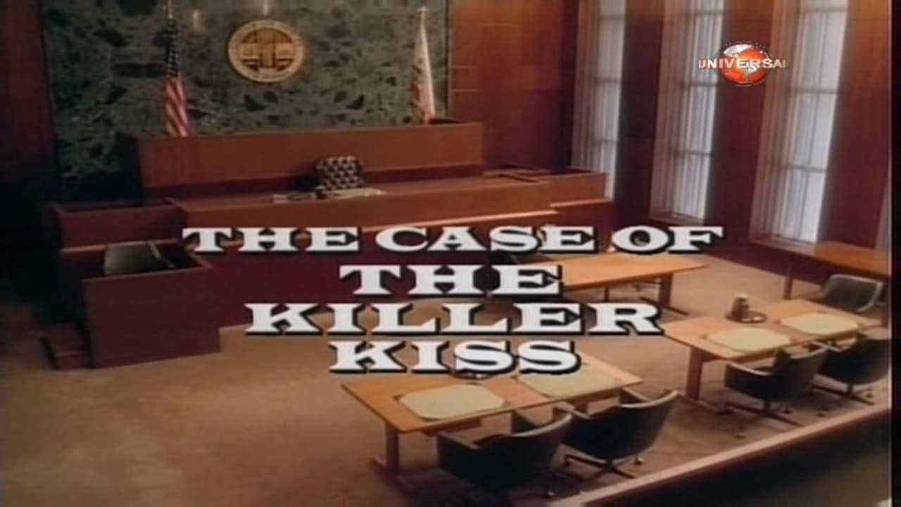 Perry Mason: The Case of the Killer Kiss