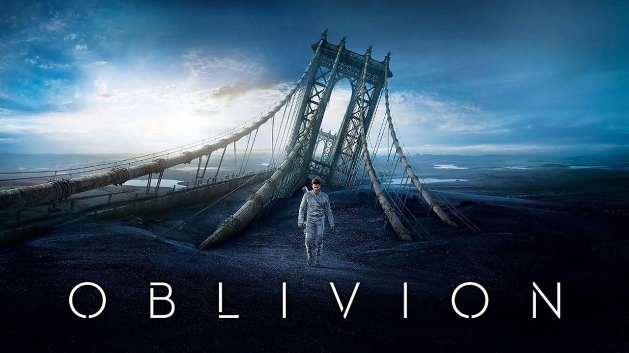Oblivion backdrop