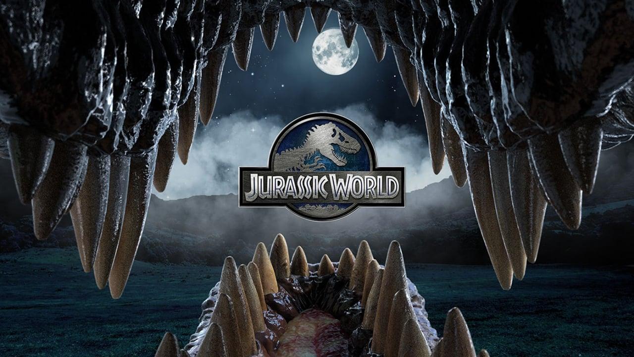 Jurassic World backdrop