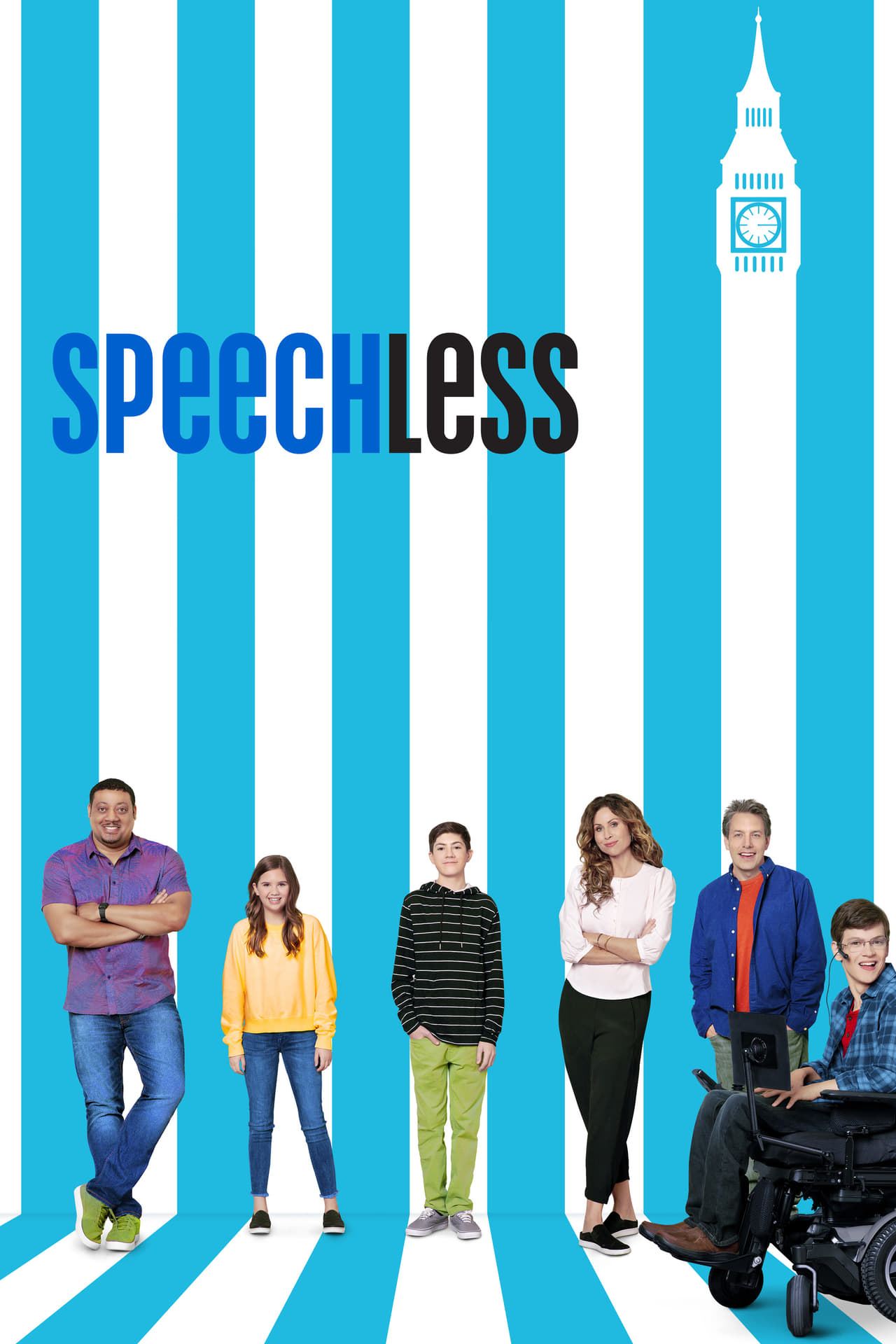 Speechless Season 3 (2018) putlockers cafe