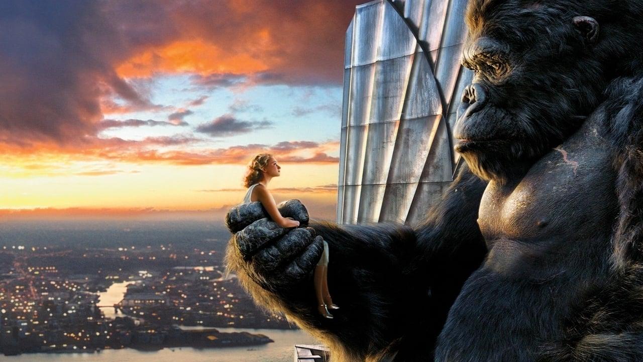 King Kong backdrop