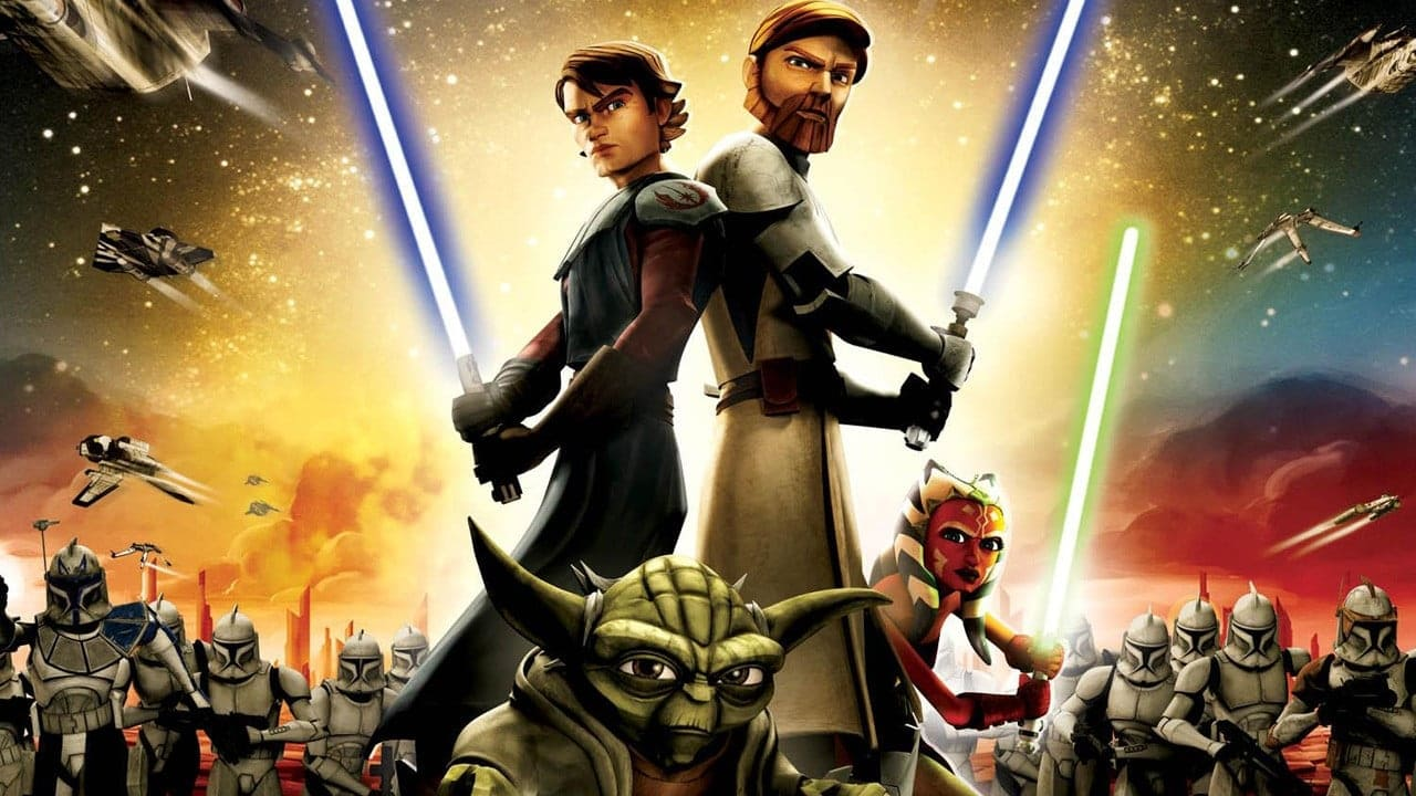 Star Wars: The Clone Wars - Season 0 Episode 20 : Webisode 6: Anakin's Padawan
