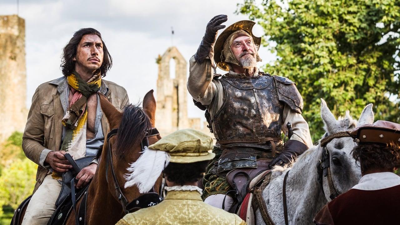The Man Who Killed Don Quixote backdrop