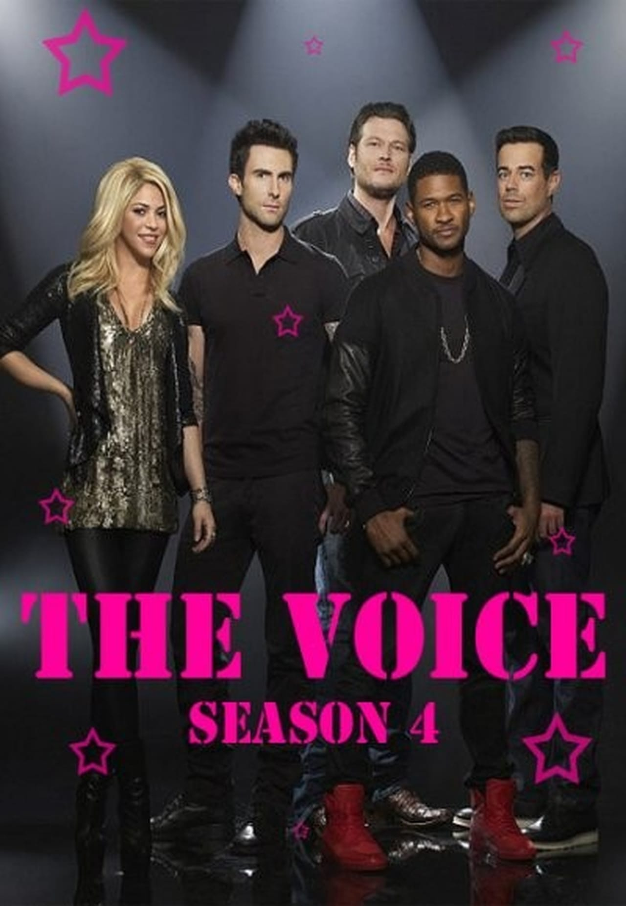 Watch The Voice Season 4 Online
