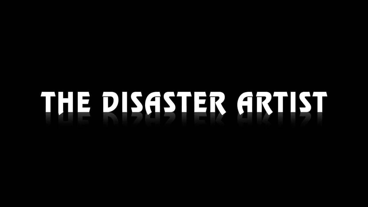 The Disaster Artist backdrop