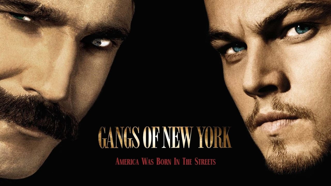 Gangs of New York backdrop