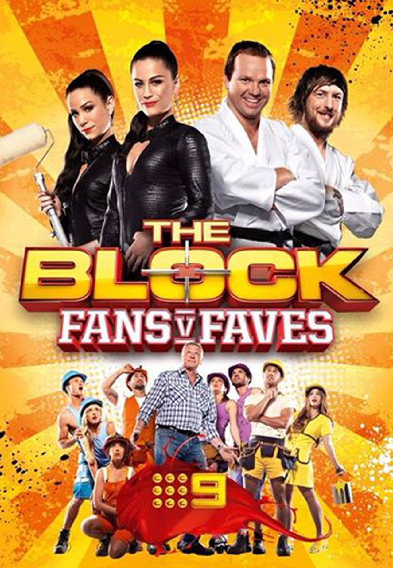 Putlocker The Block Season 8 (2014)