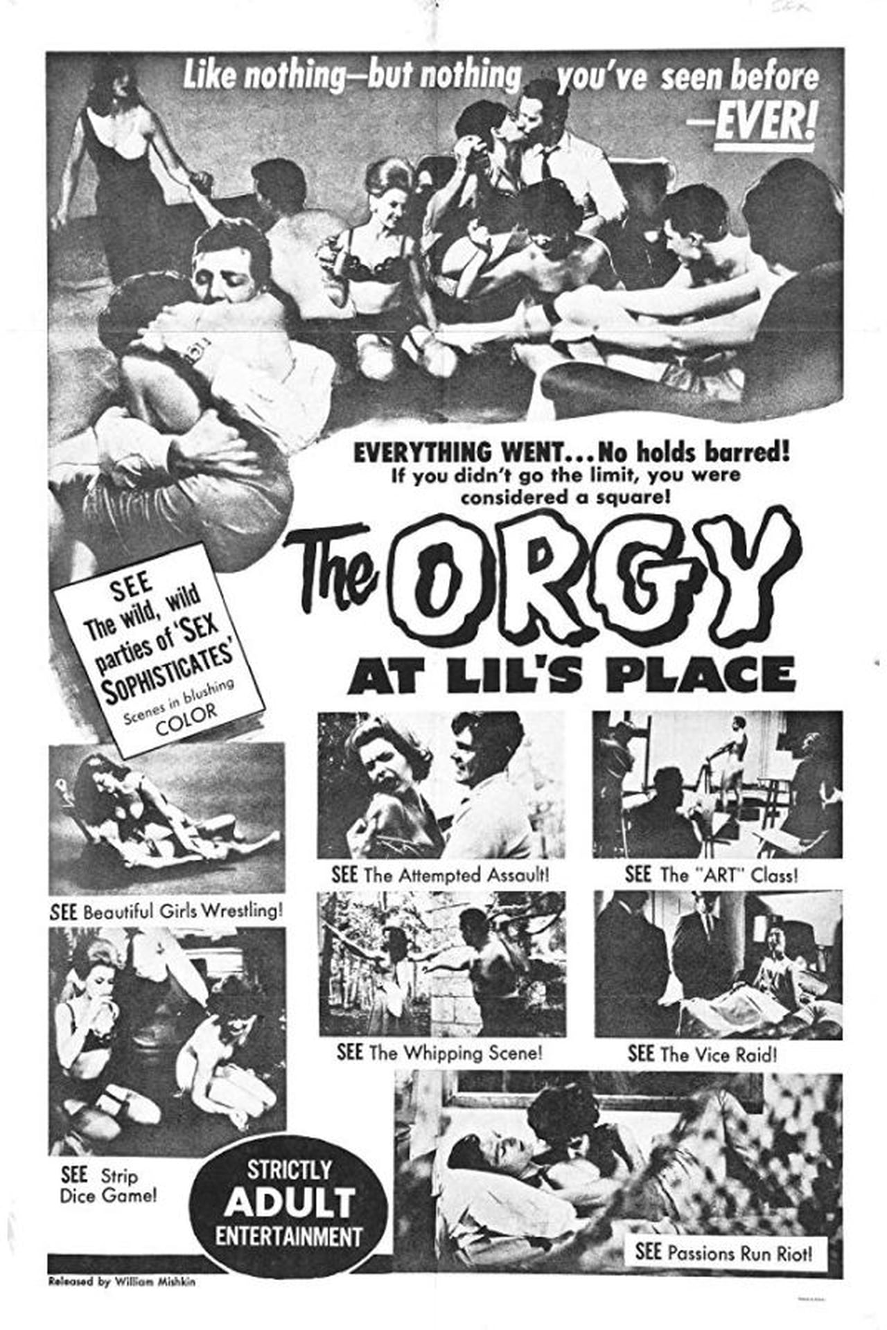 The Orgy at Lil's Place