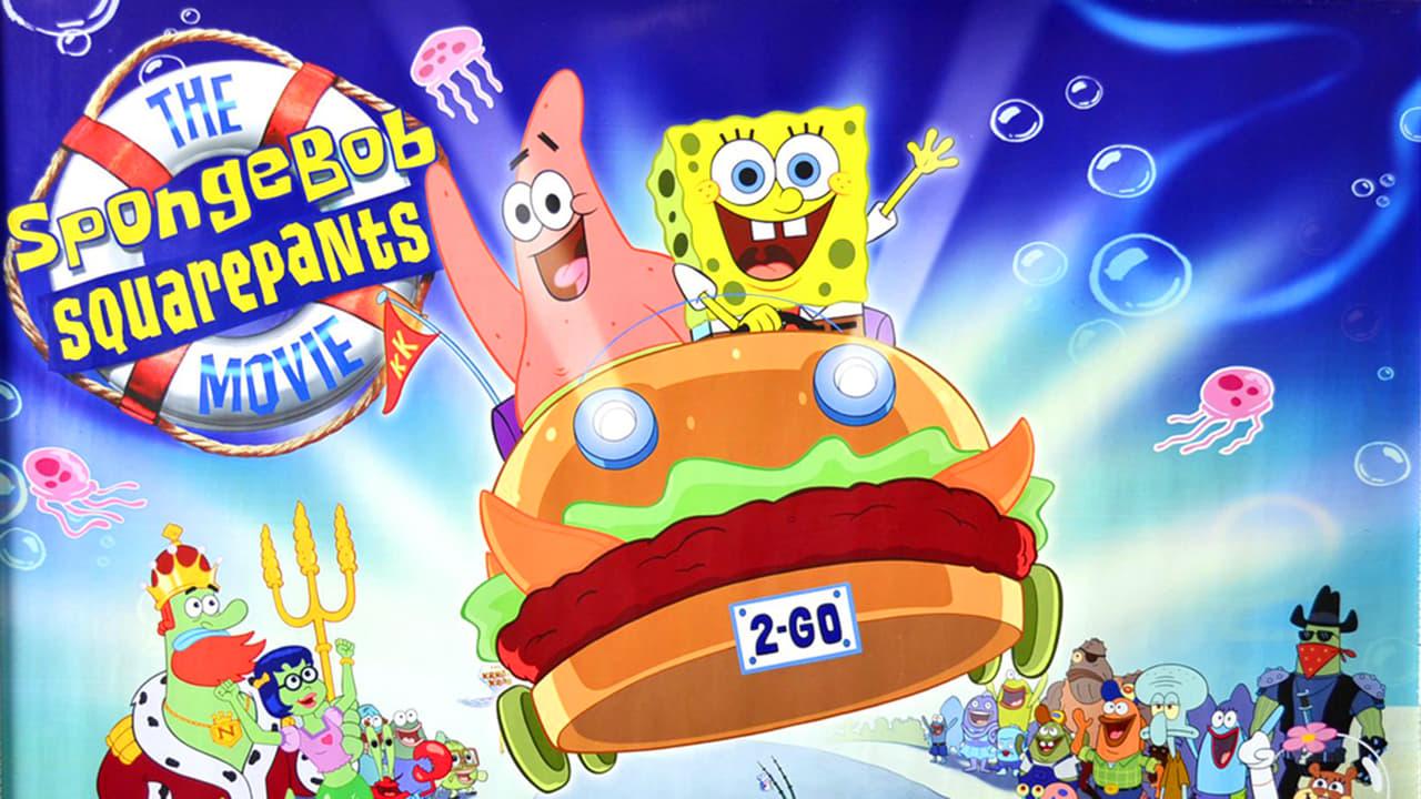 The SpongeBob SquarePants Movie backdrop