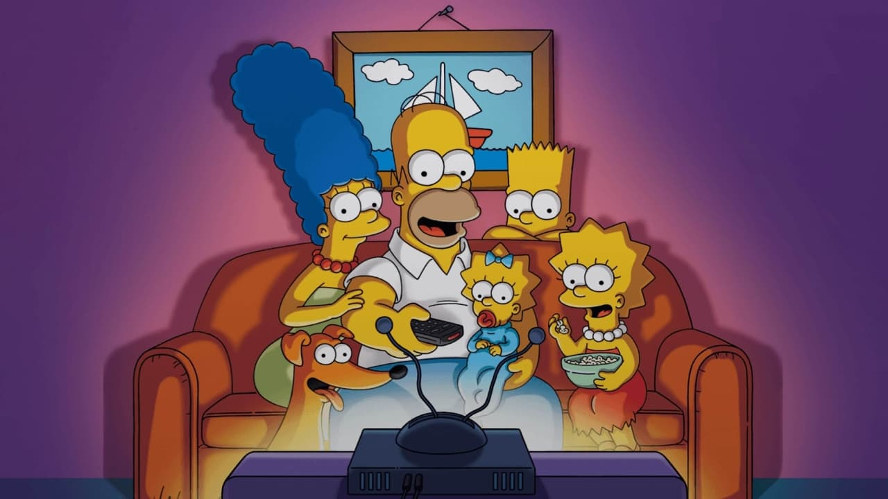 The Simpsons Season 15 Episode 22 : Fraudcast News
