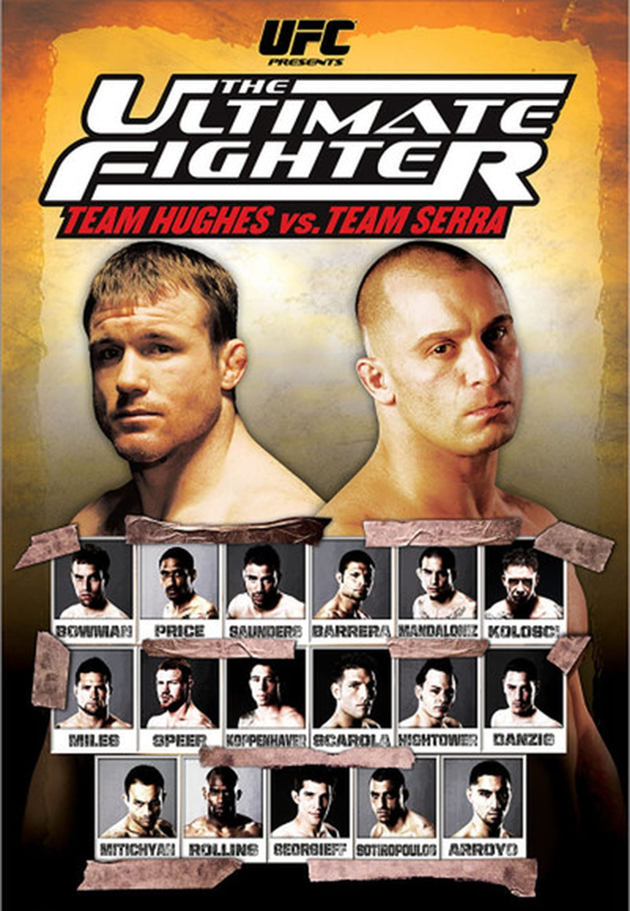 Watch The Ultimate Fighter Season 6 Online