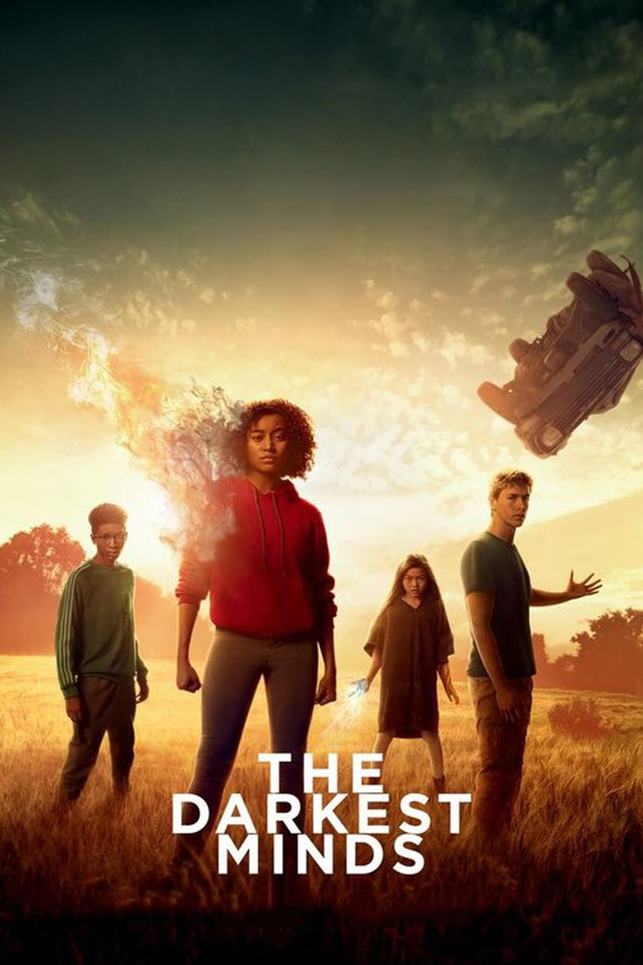 Putlocker The Darkest Minds (2018)
