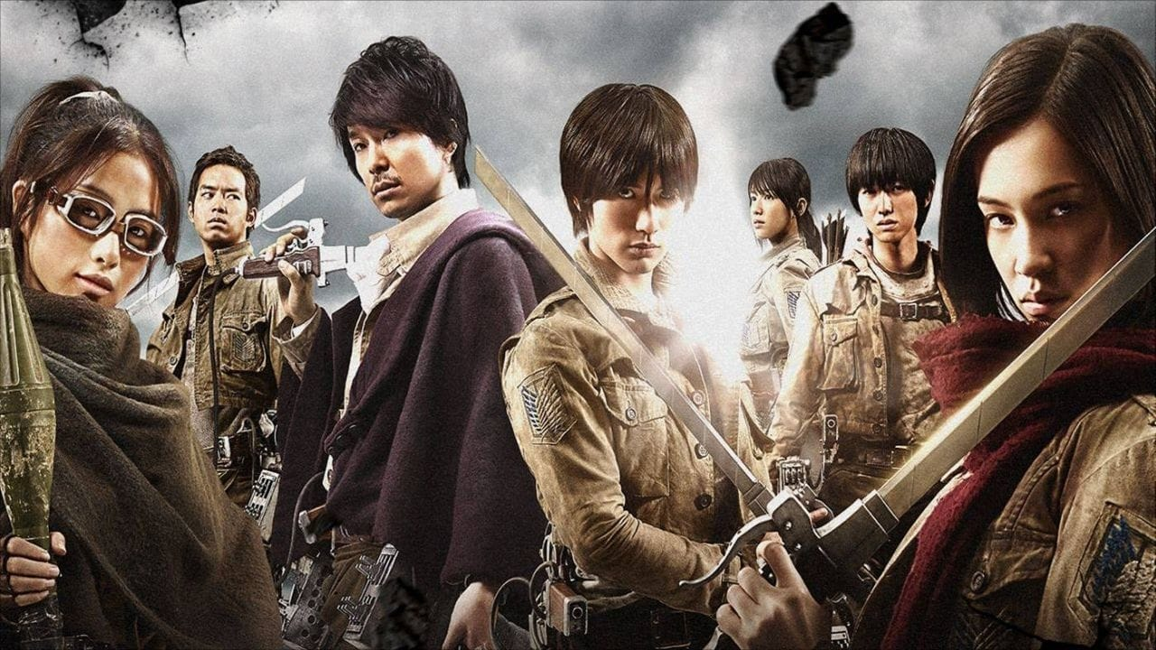 Attack on Titan II: End of the World - Kritik | Film 2015 ...