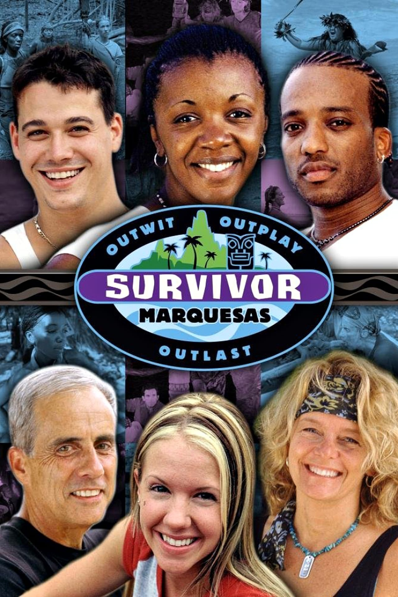 Putlocker Survivor Season 4 (2002)
