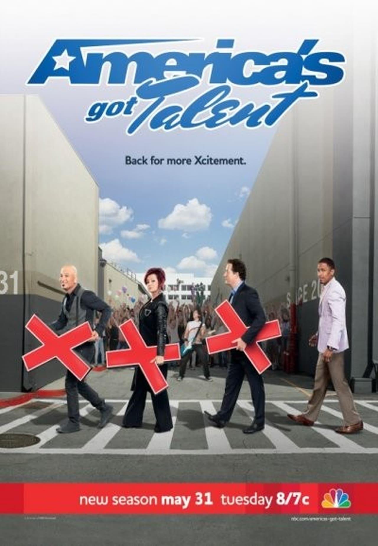 Putlocker America's Got Talent Season 5 (2010)