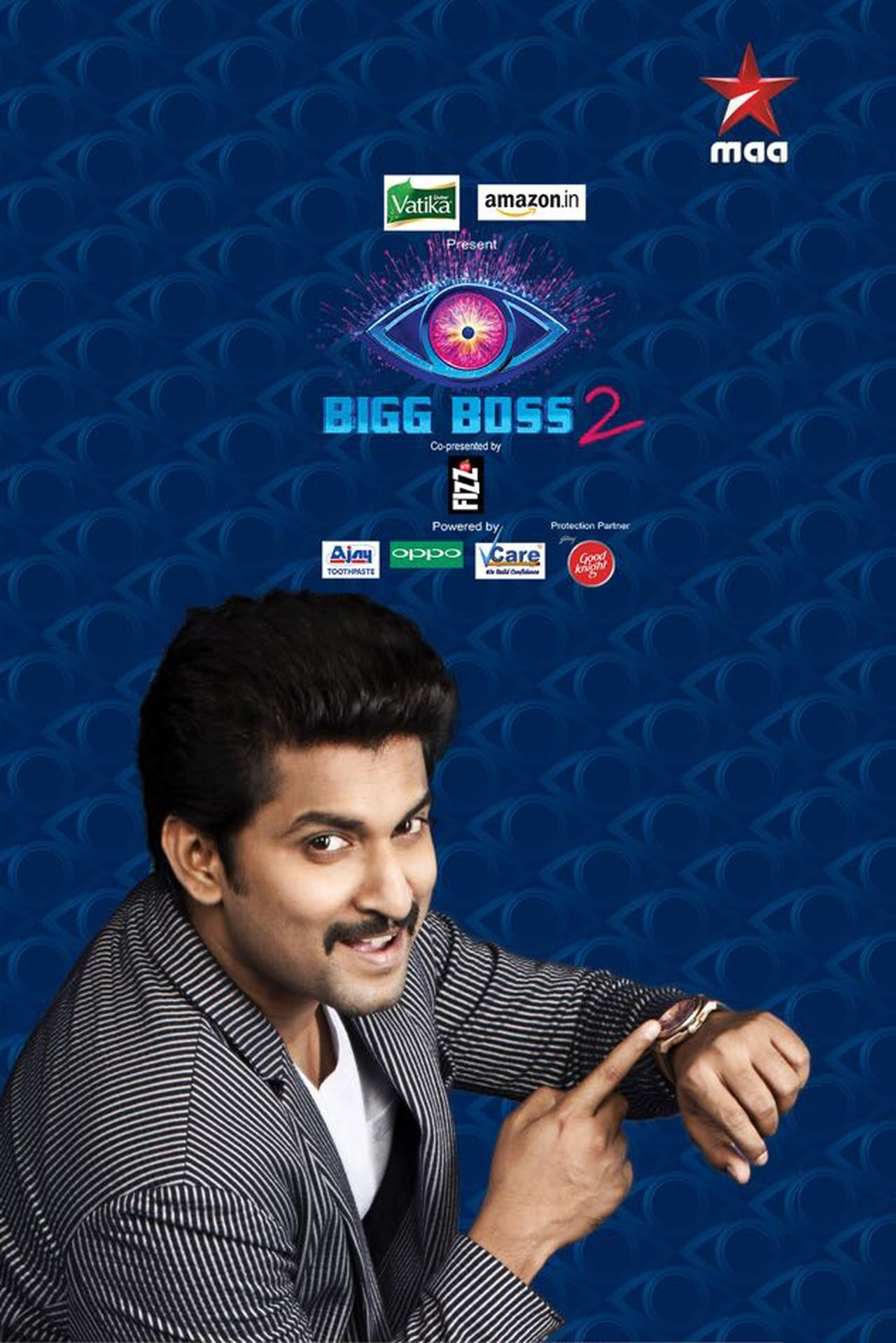 Watch Bigg Boss Season 2 Online