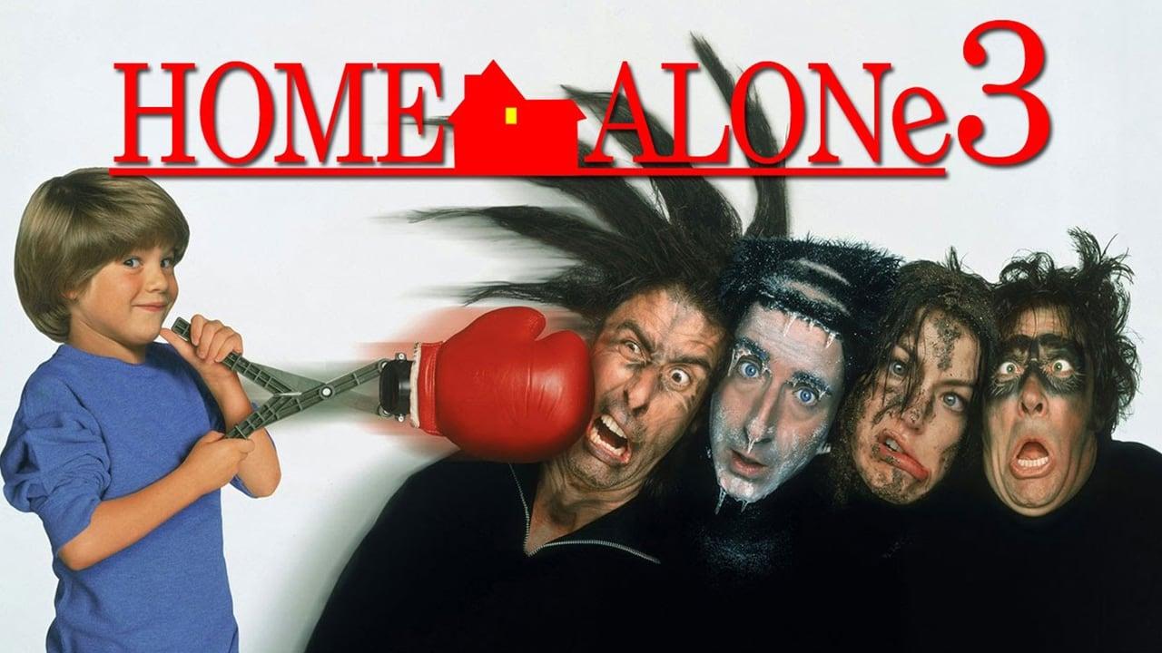 Home Alone 3 backdrop