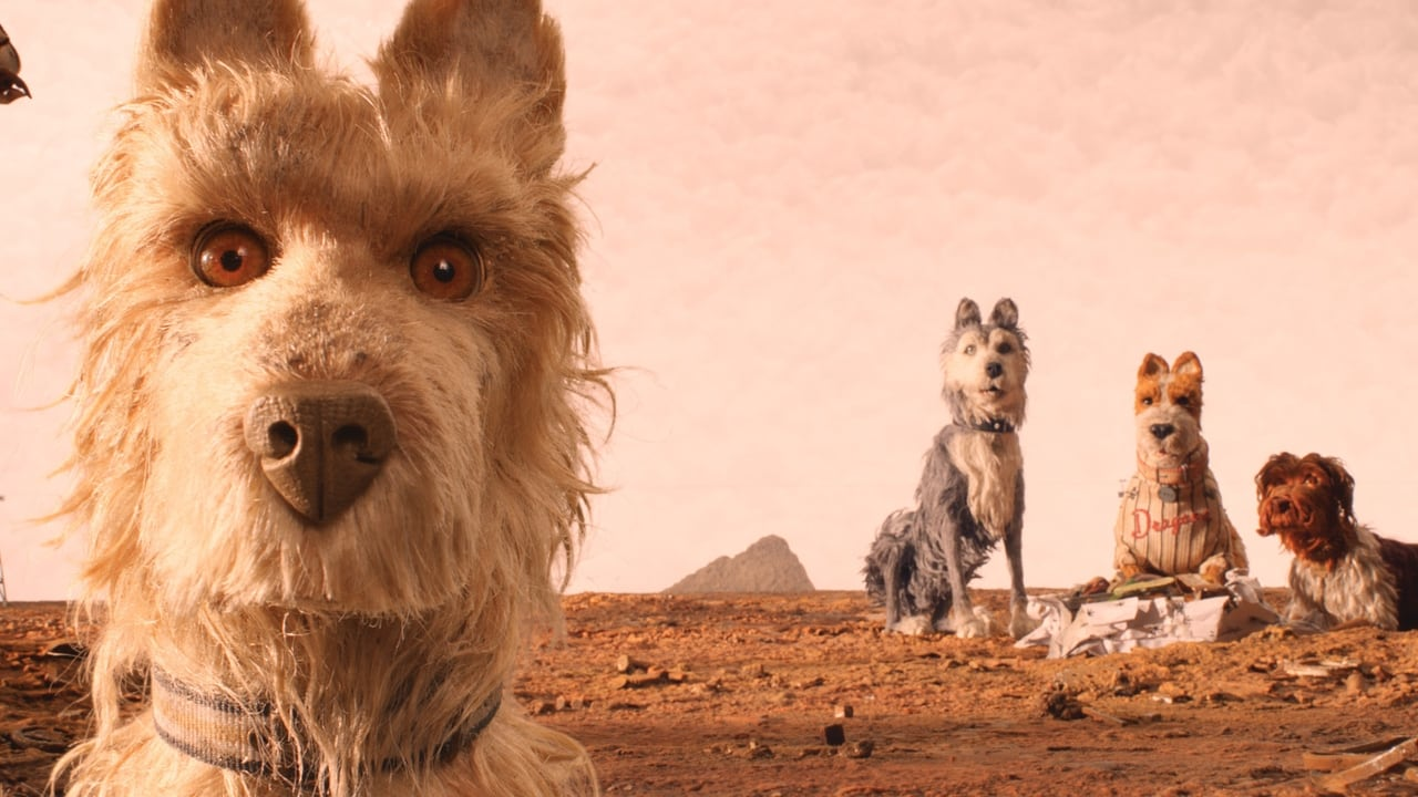 Isle of Dogs backdrop