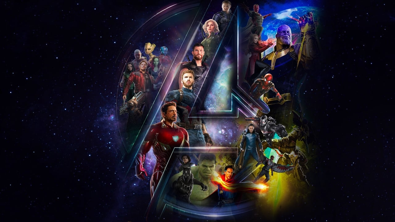 Avengers: Infinity War backdrop