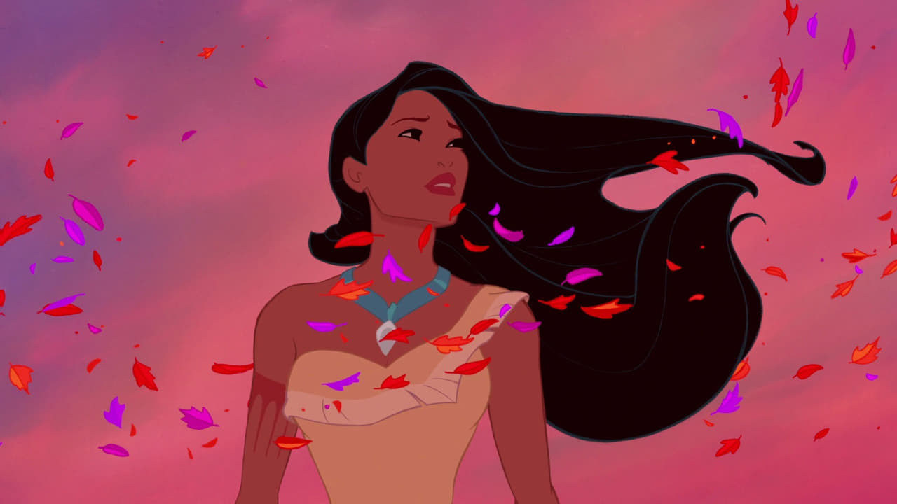Pocahontas backdrop