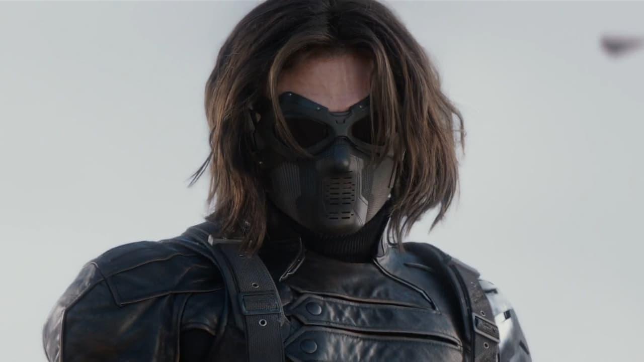 Captain America: The Winter Soldier backdrop