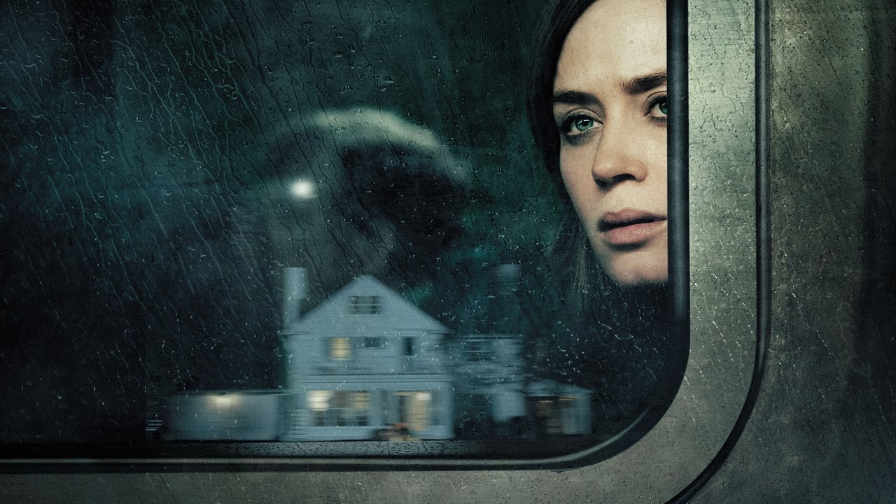The Girl on the Train backdrop