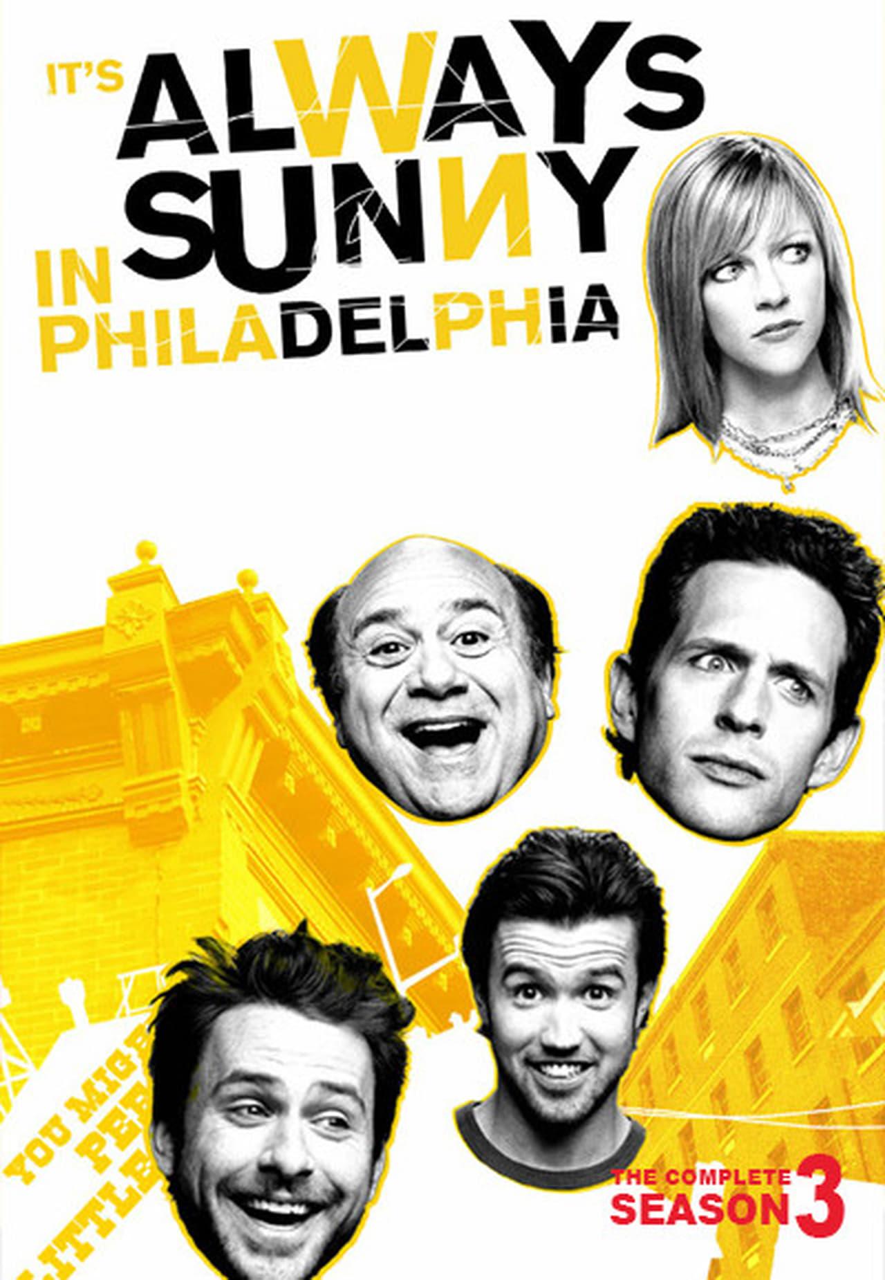 Putlocker It's Always Sunny In Philadelphia Season 3 (2007)