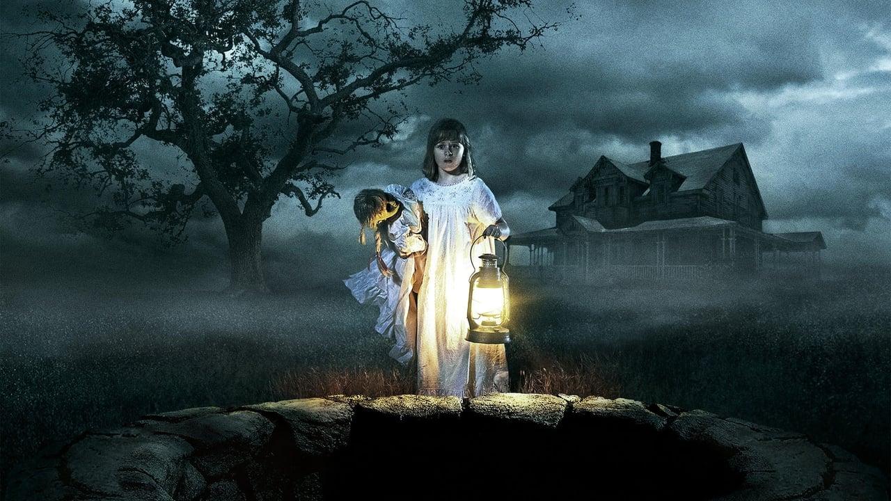 Annabelle: Creation backdrop