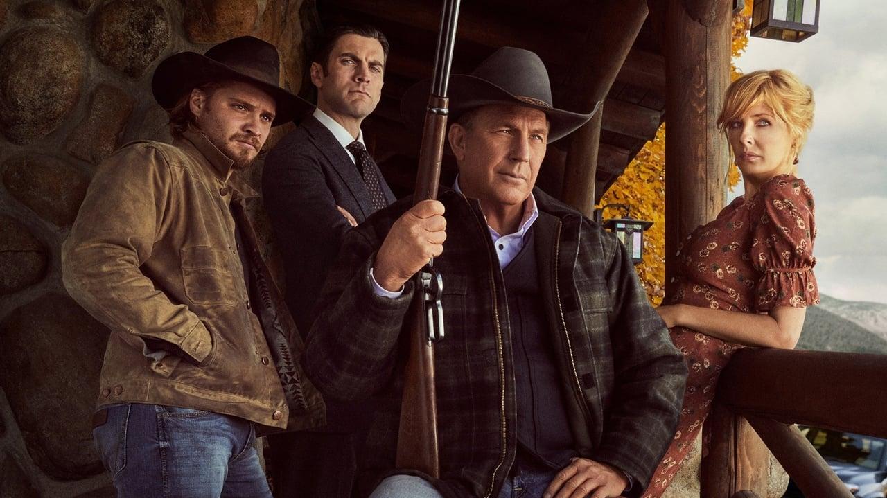 Watch yellowstone season 2