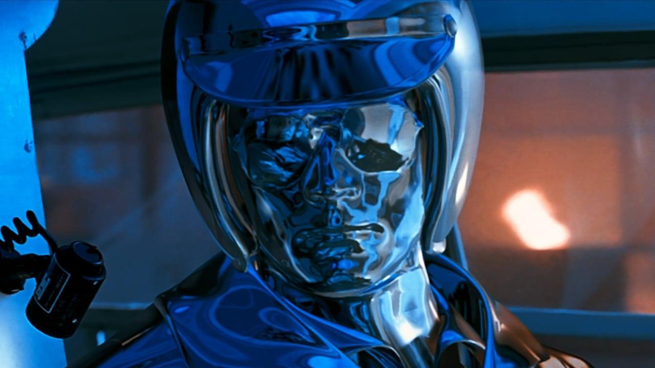 Terminator 2: Judgment Day backdrop