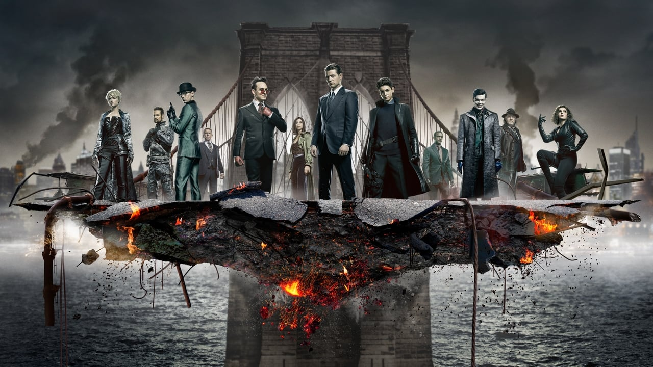 Gotham Season 2 Episode 2 : Rise of the Villains: Knock, Knock