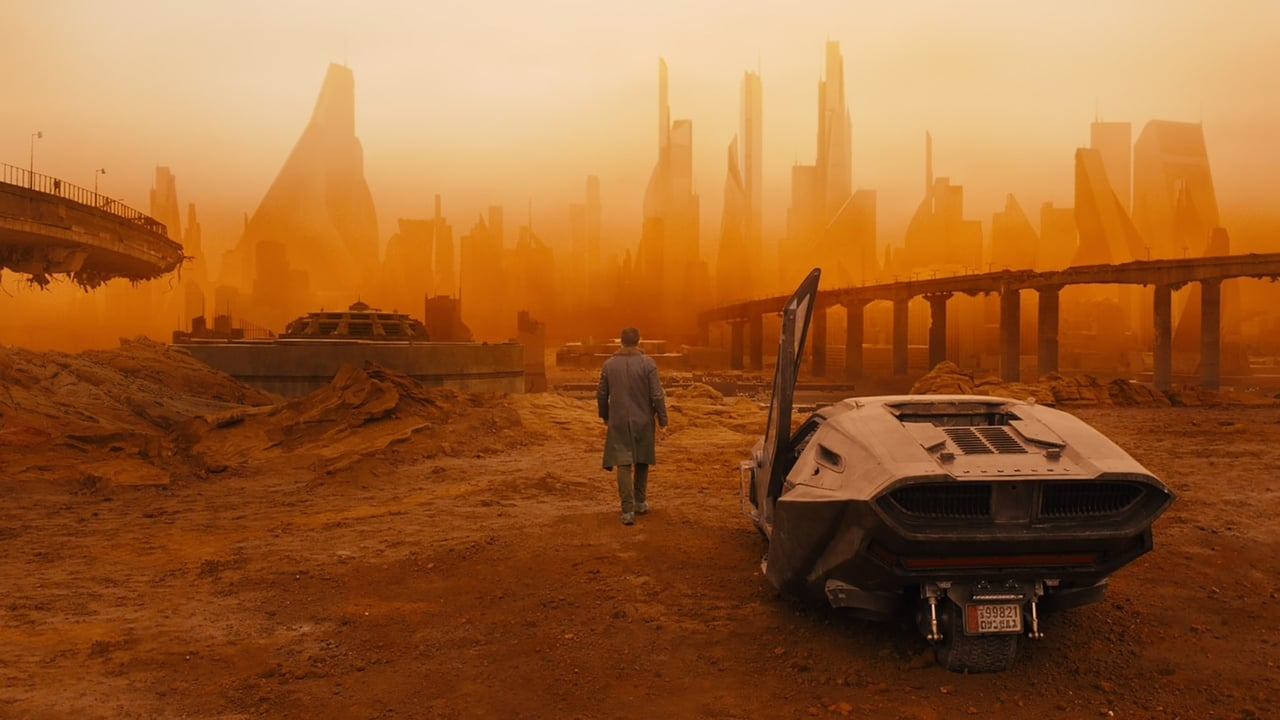 Blade Runner 2049 backdrop