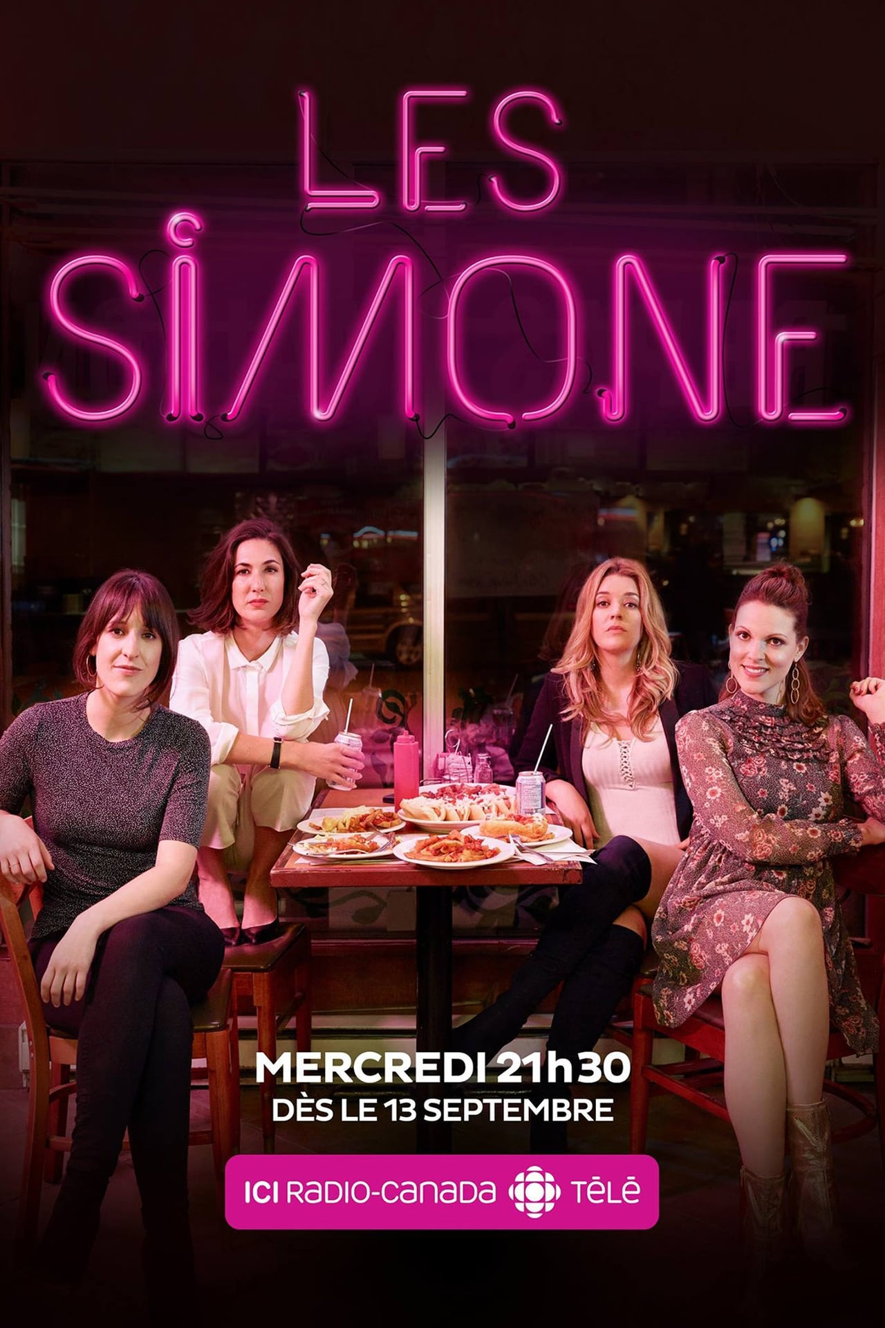 Les Simone Season 2 (2017) putlockers cafe