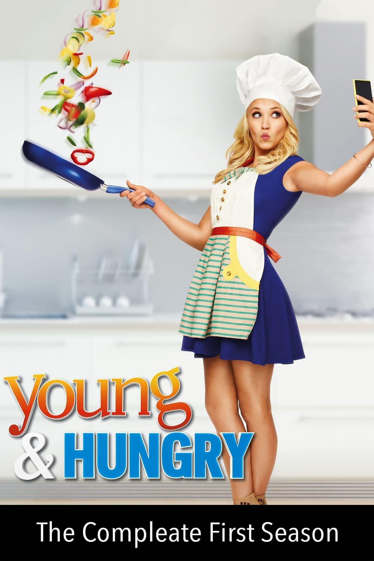 Putlocker Young & Hungry Season 1 (2014)