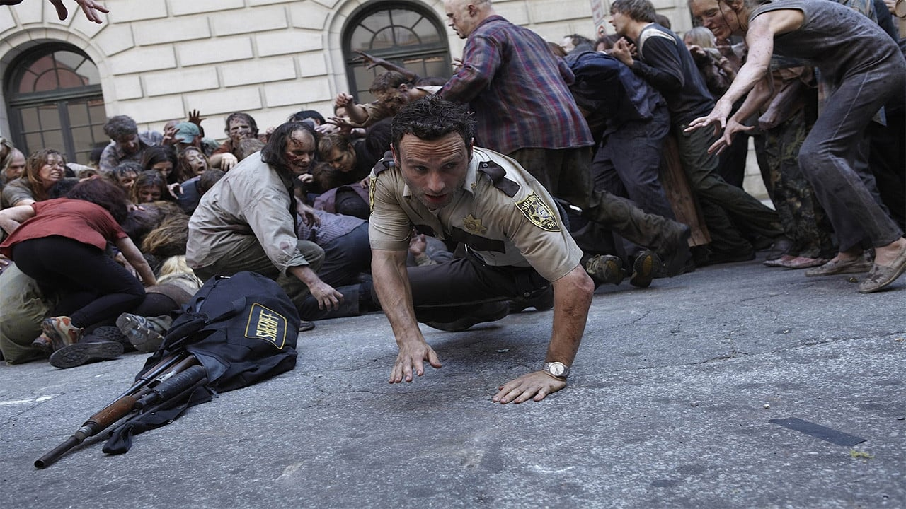 Ver The Walking Dead Serie TV online