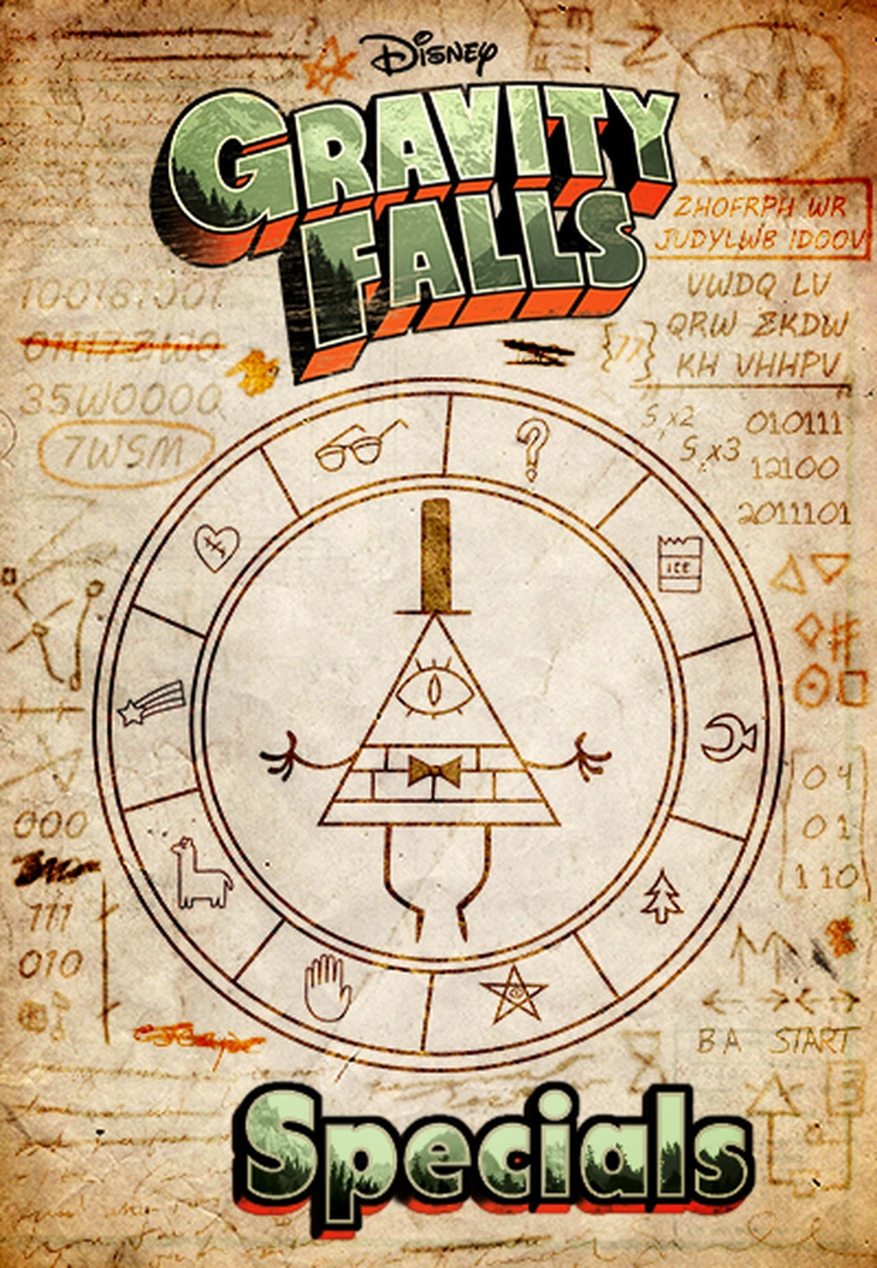 Watch Gravity Falls Season 0 Online