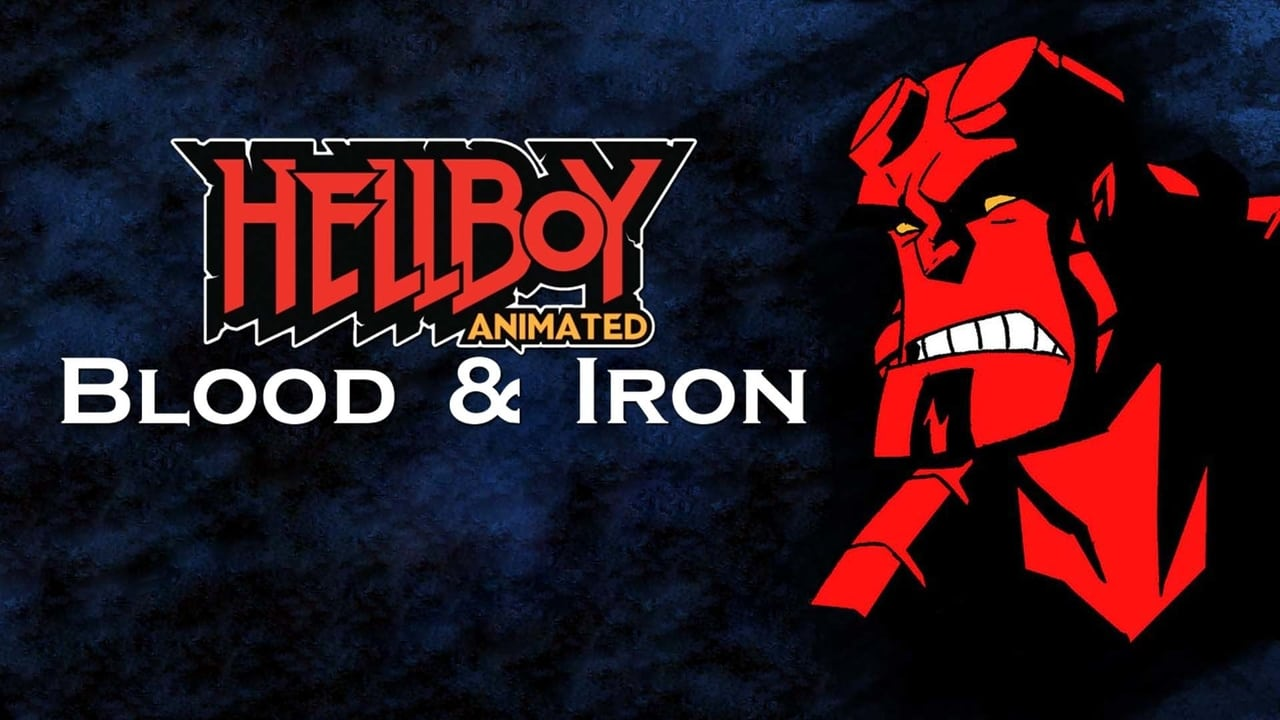 Ver Hellboy Animated: Blood and Iron