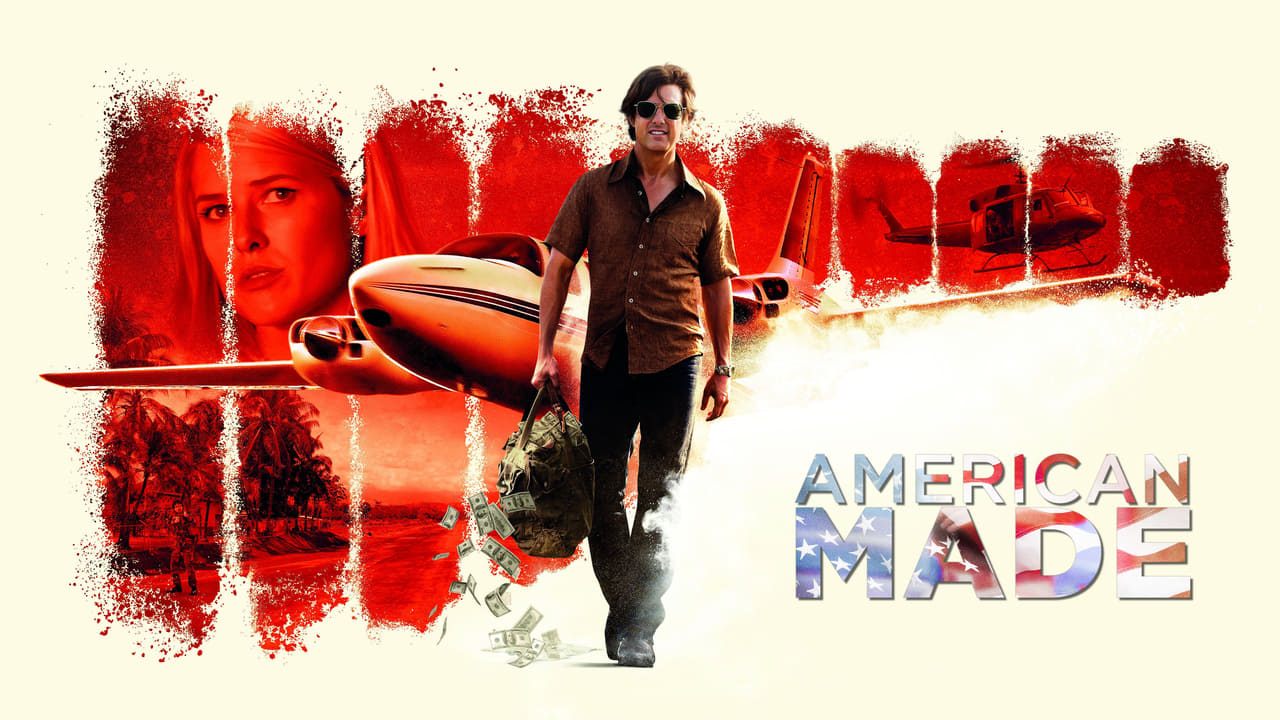 American Made backdrop