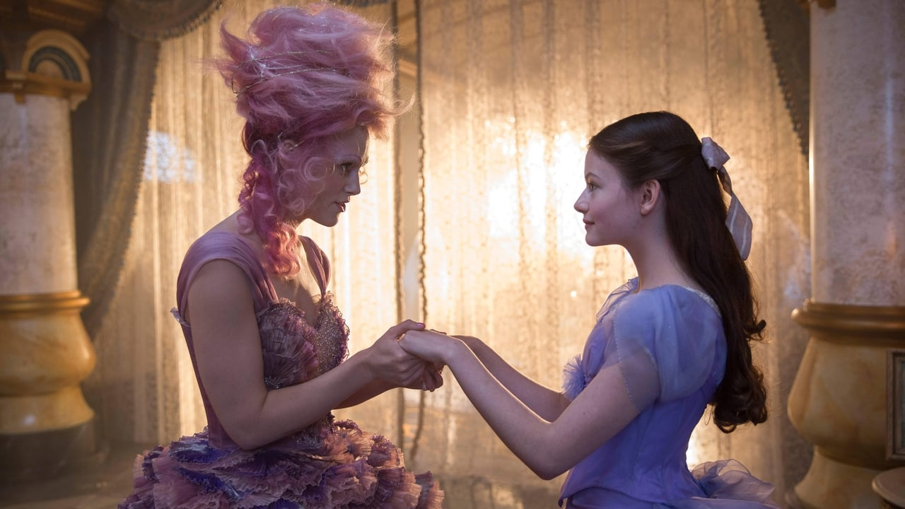 The Nutcracker and the Four Realms backdrop