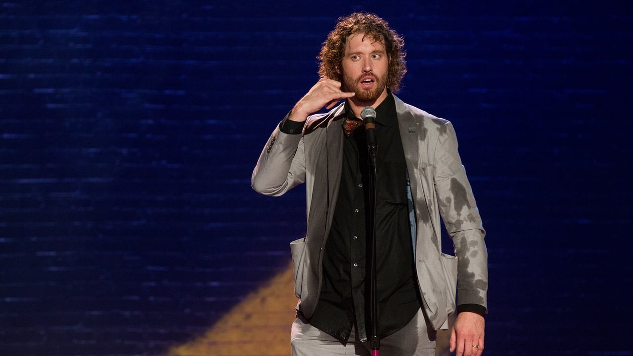 Ver T.J. Miller: Meticulously Ridiculous