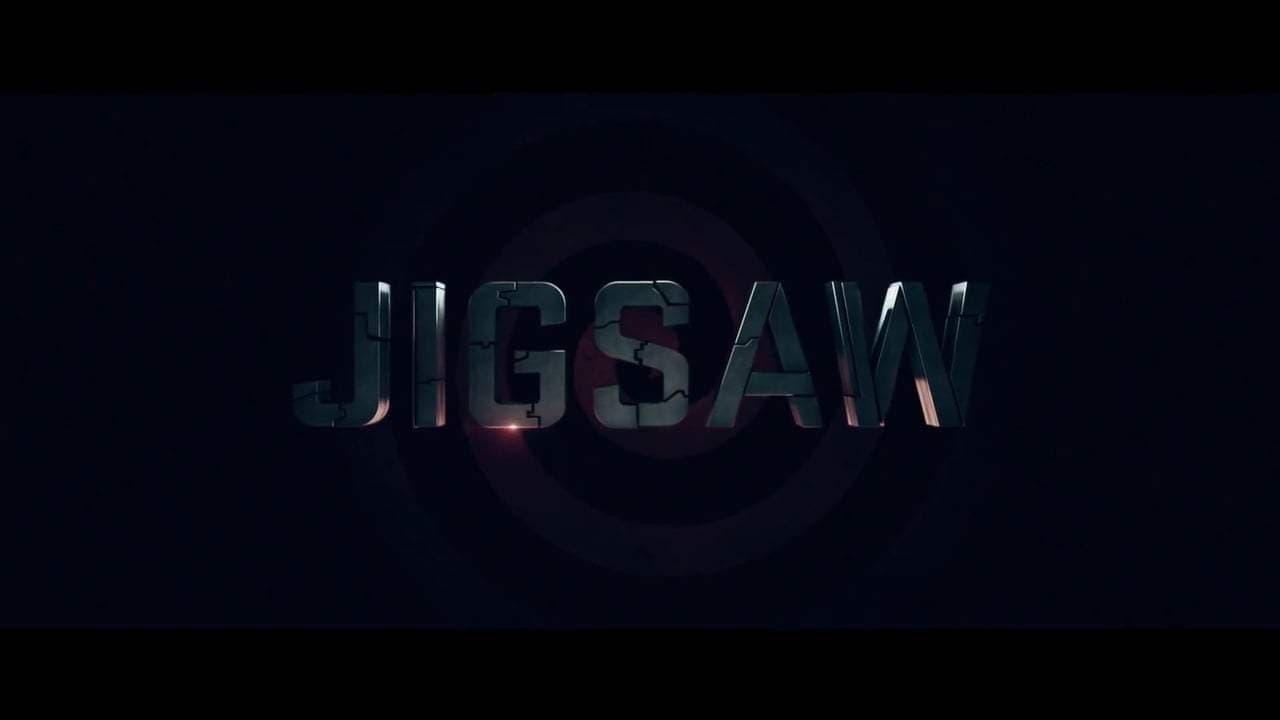 Jigsaw backdrop