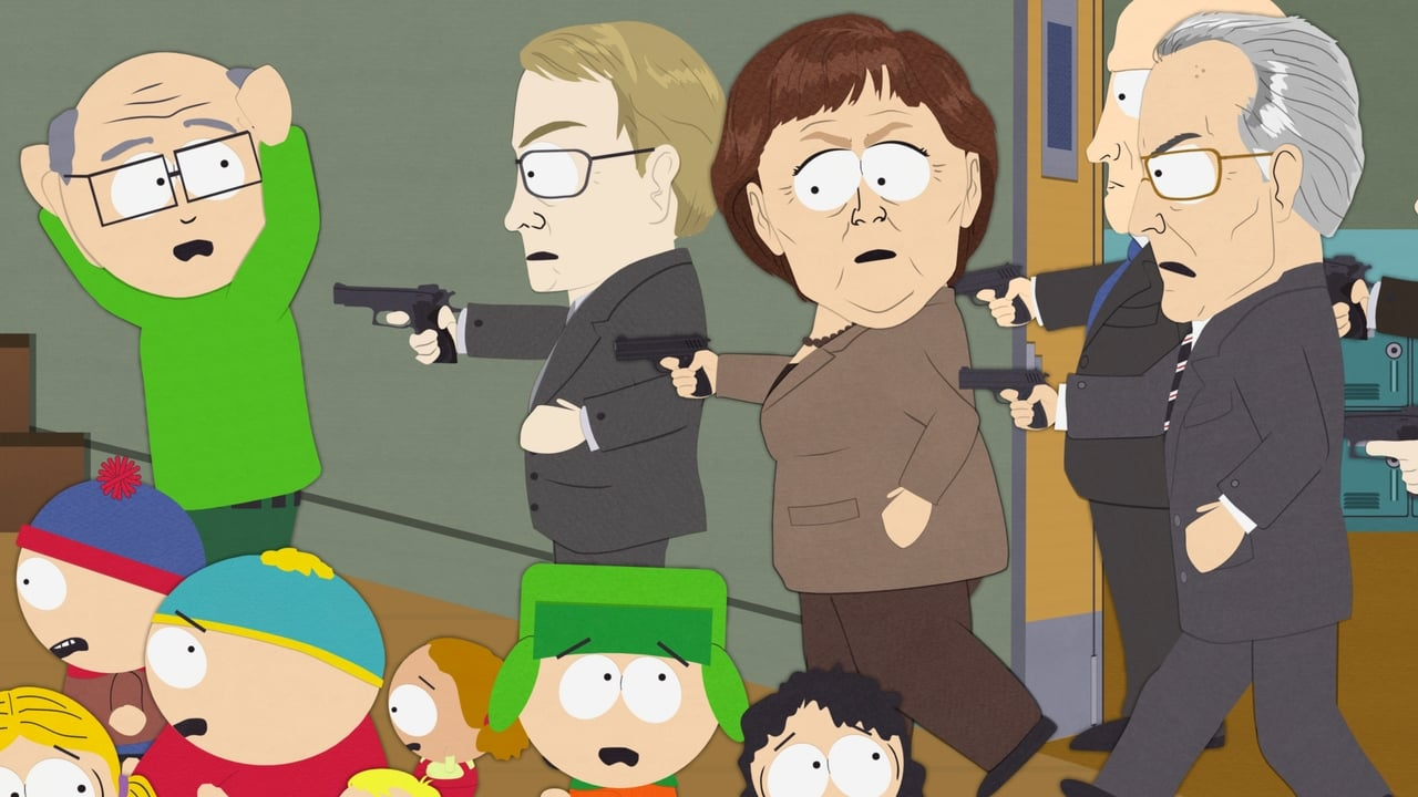 Old fashioned south park 99