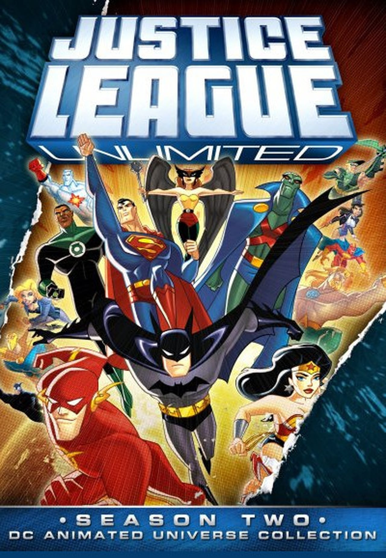 Watch Justice League Season 4 Online