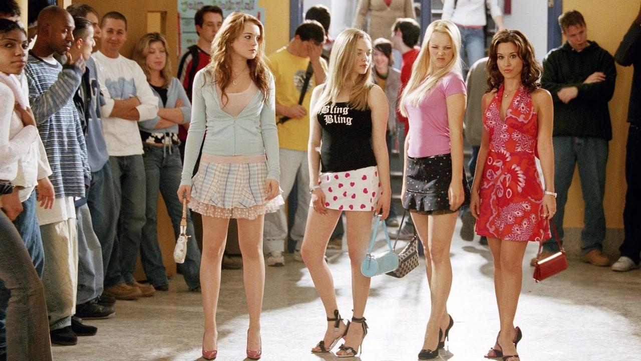 Mean Girls backdrop