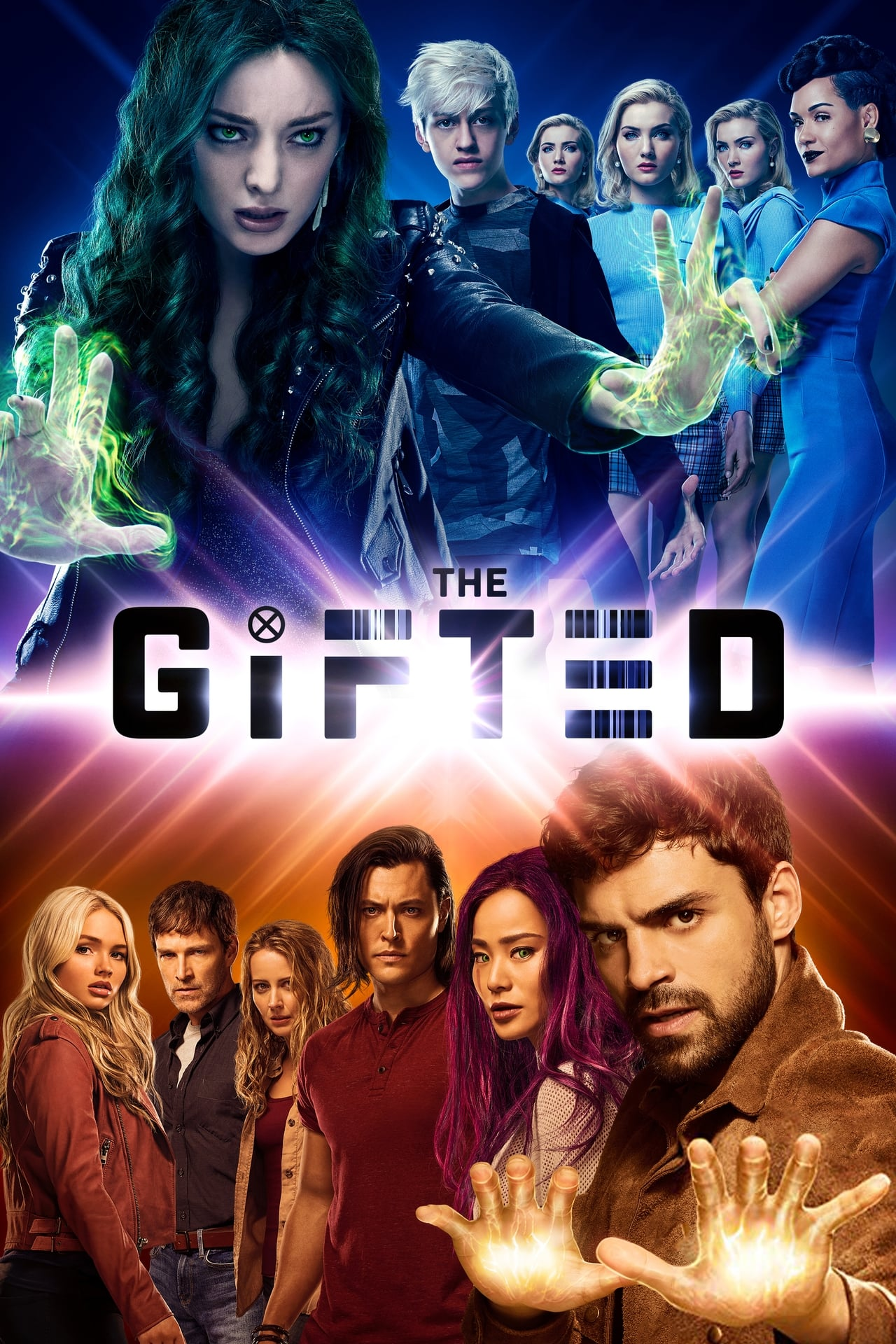 Putlocker The Gifted Season 2 (2018)