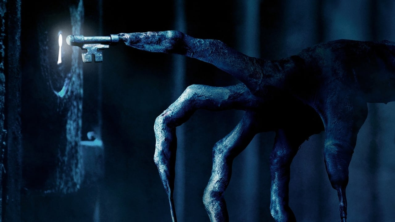 Insidious: The Last Key backdrop