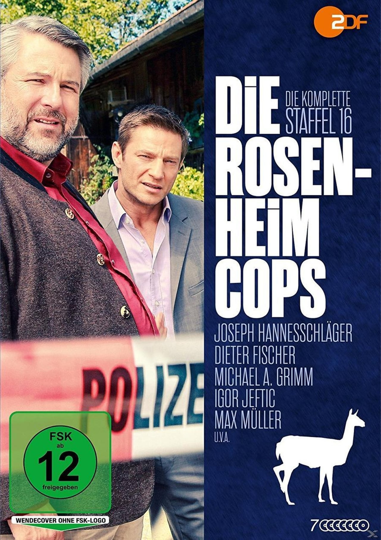Watch The Rosenheim Cops Season 16 Online