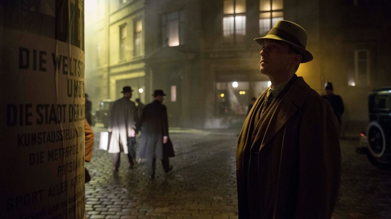 Babylon Berlin backdrop
