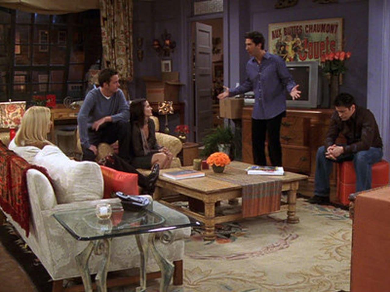 Квартира моники из сериала друзья фото