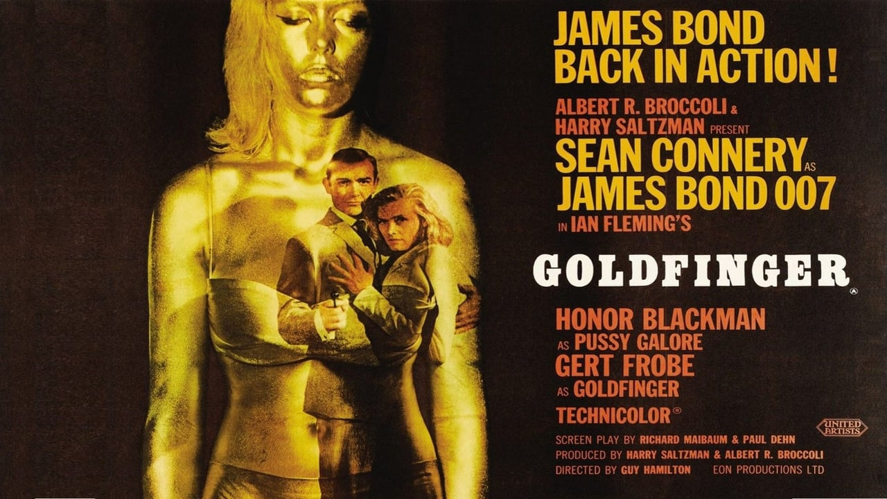 Goldfinger backdrop